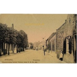 Sprang 1908 - Dorpstraat - Berkers Verbunt no. 646