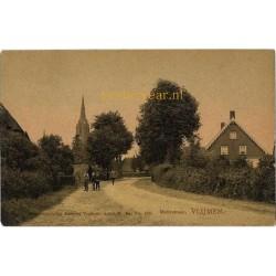 Vlijmen 1910 - Meliestraat-Berkers Verbunt no. 636