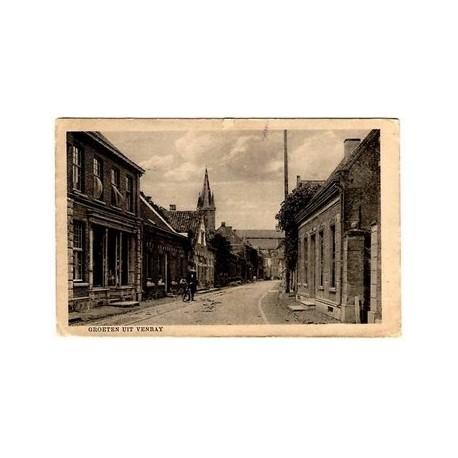 Venray Groeten Uit 1934 Grootestraat?