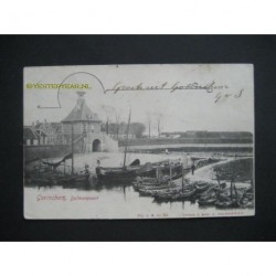 Gorinchem 1902 - Dalmenpoort (Dalempoort)