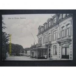 Domburg ca. 1910 - Hotel de L'Europe - Noordstraat