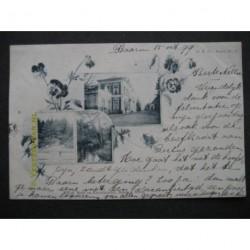 Baarn 1899 - groeten uit (3 afb.) - voorloper