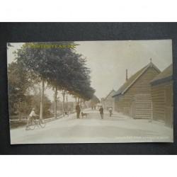 Stad aan 't Haringvliet ca. 1910 - Molendijk - fotokaart