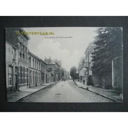 Cuijk 1915 - Grootestraat (Zuidelijk gedeelte)