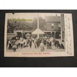 Oudenbosch 1906 - St.Louis: Kleine Cour