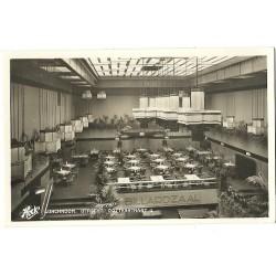 Utrecht 1934 - Heck's Lunchroom - Potterstraat - fotokaart