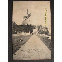 Joure 1915 - Penninga 's molen