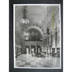 Rotterdam ca. 1950 - Raadhuis interieur (3 stuks)