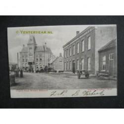 Geldrop 1904 - Bogaard's Eind - linnenweverij