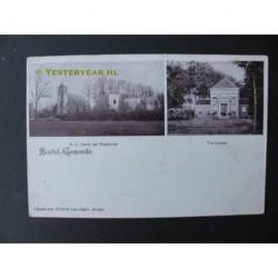 Boxtel 1906 - kerk-pastorie-Twijmeer (Gemonde)