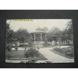 Venlo 1913 - 't Kleine Park met muziekkiosk