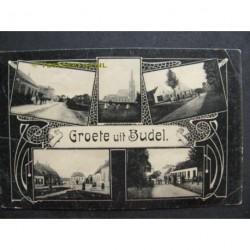 Budel 1909 - groete uit ( 5 afb.)