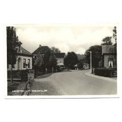 Nieuwolda 1939 - groeten uit (Oldambt) - fotokaart
