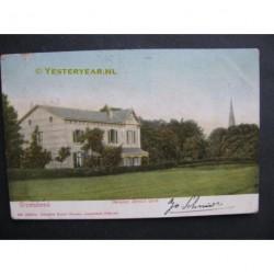 Groesbeek 1905 - Pension Anna's Oord