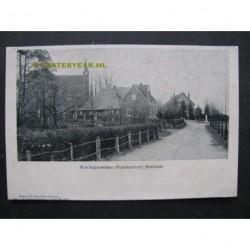Heelsum ca. 1900 - Koninginnelaan (postkantoor)