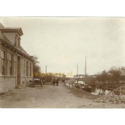 Kollum Buitenpost Haven ca. 1890