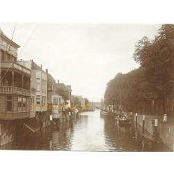 Gorinchem 1890 Havendijk Kabinetfoto