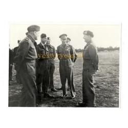 Deurne 1944 - King George