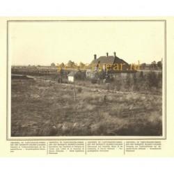 Deurne 1918 - Veenderij- Turfstrooiselfabriek gemeente Deurne