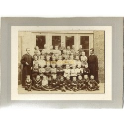 Schoolfoto 1892 - St.Jozefschool