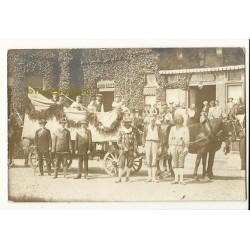 Middelburg 1919 - optocht