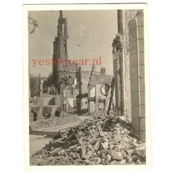 Arnhem 1945 - oorlogsverwoesting