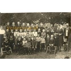 Ammerzoden 1920 - schoolfoto jongens