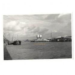 Koudekerk ca. 1960 - langs de Oude Rijn