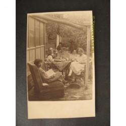 Haarlem 1936 - Zijlstraat fam.Cohnen - 2 foto's